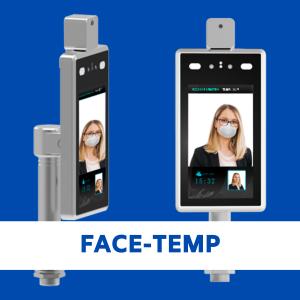 FACE-TEMP Misurazione Temperatura