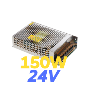 ALIMENTATORE STRIP LED 150W 24V